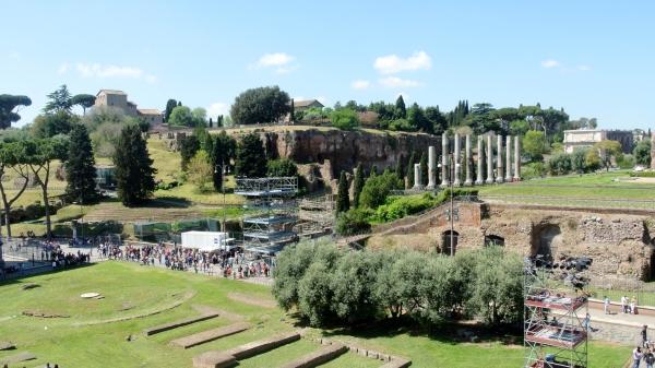 Palatine Rome