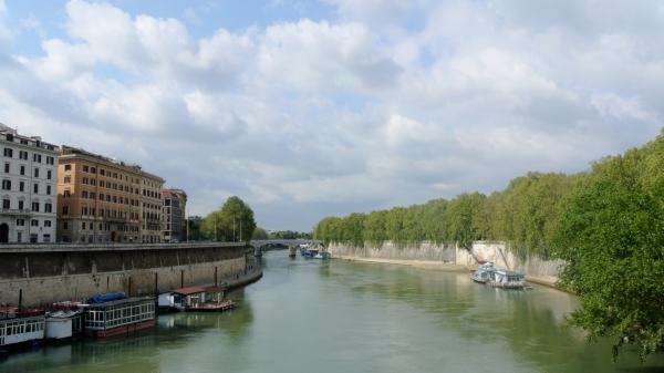 River Tiber Rome