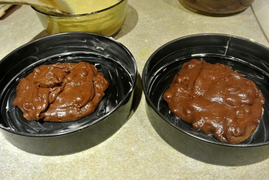 Raspberry Marble Brownies (17)