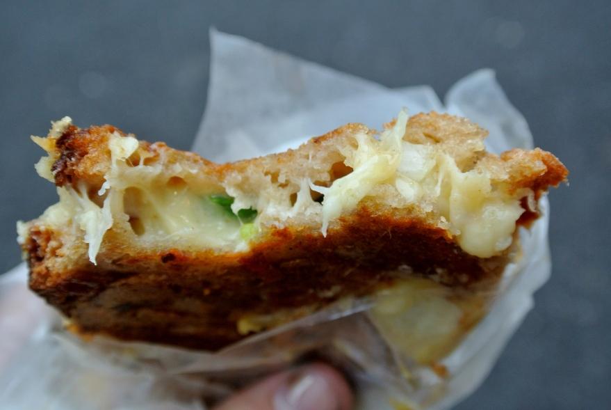 Borough Market Cheese Toastie (2)
