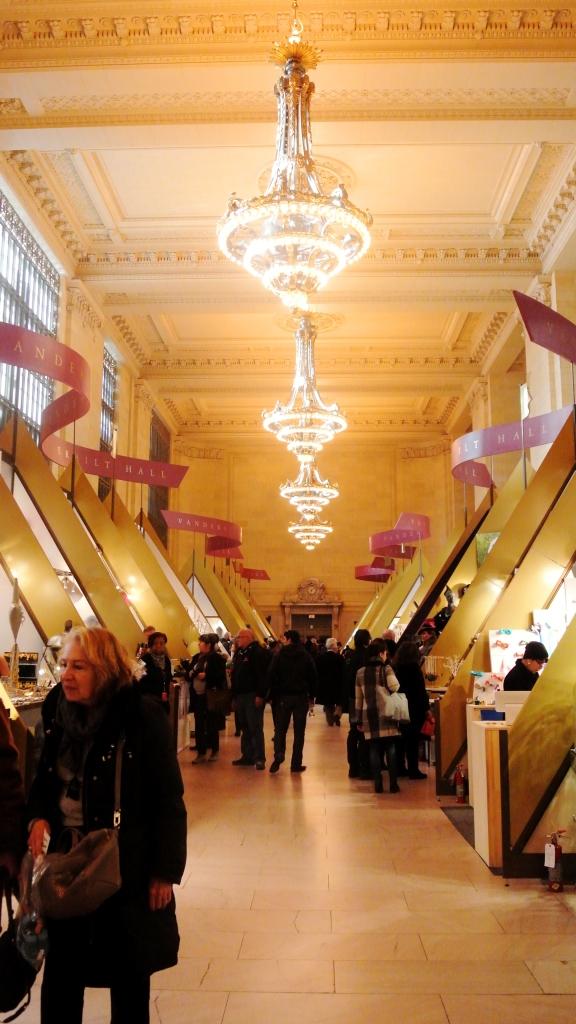 Grand Central Station Christmas Market